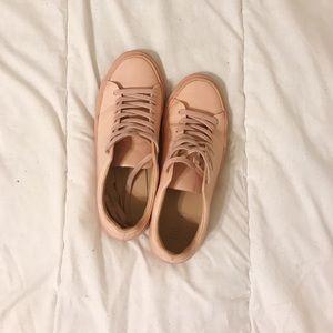 Pink Zara Sneakers